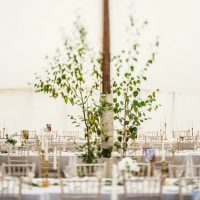 Marquee hire  styling Devon 3