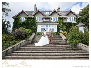 Outdoor wedding venues devon knapp house