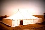 Vintage wedding fair devon vintage tent 2