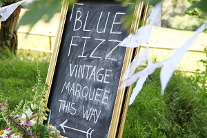 How to decorate your marquee devon
