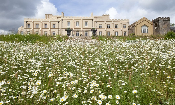 Outdoor Wedding Venues Cornwall Pentillie Castle Copyright Marianne Majerus