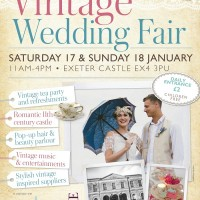 The Decidedly Different Vintage Wedding Fair Exeter Devon