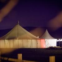 Festival weddings Somerset