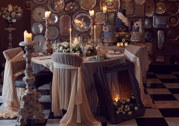 Small wedding venues in Devon: intimate and special