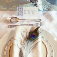 Vintage weddings art nouveau table setting Coombe_Trenchard-Blue_Fizz_events-Lucy_Wallace_Photography-051