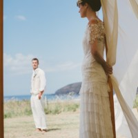 Boho wedding dresses Devon, Cornwall, Somerset