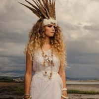 Boho wedding make up accessories Devon, Cornwall, Somerset 2
