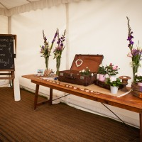Wedding marquees Cornwall