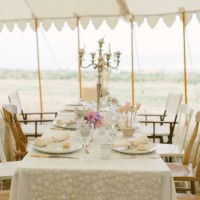 Wedding marquees Cornwall 3b