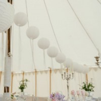 Wedding marquees Somerset