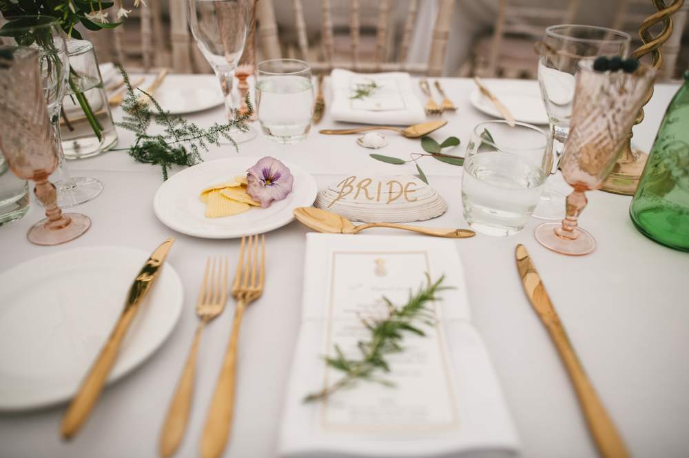Devon country house wedding Marquee hire  styling