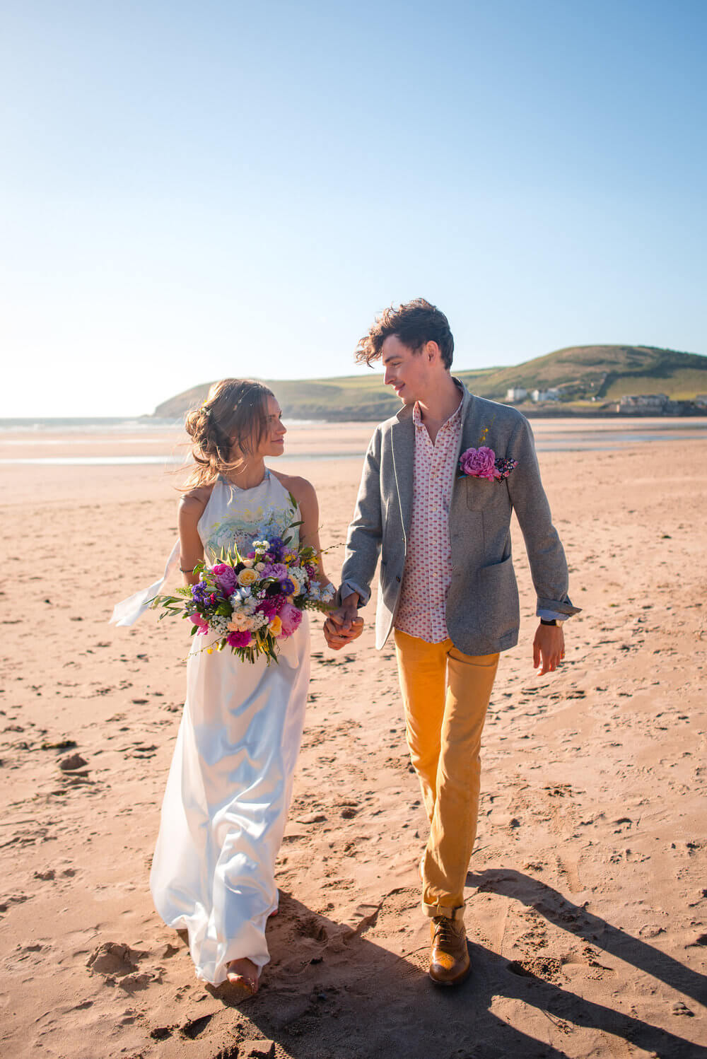 devon beach wedding (30)